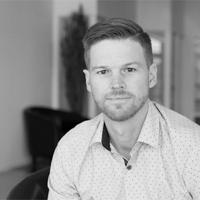 James Sawell Manager Organisational Development and Marketing